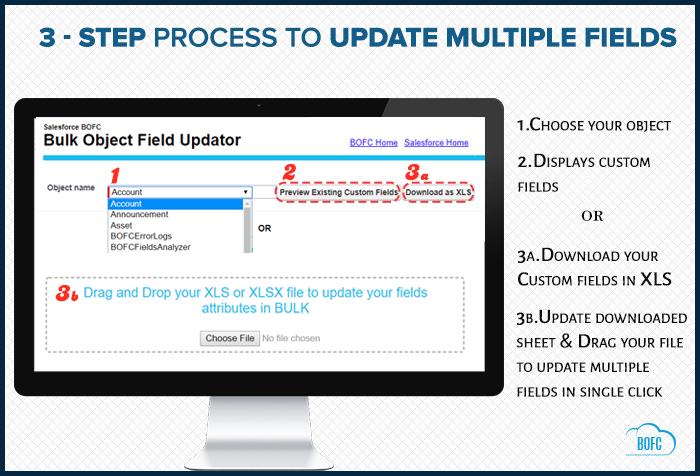 mass update multiple fields