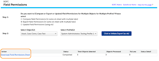"""export """"Field Permissions"""" for Multiple Objects"""