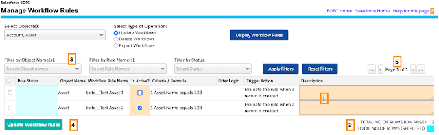 Update Manage Workflow Rules