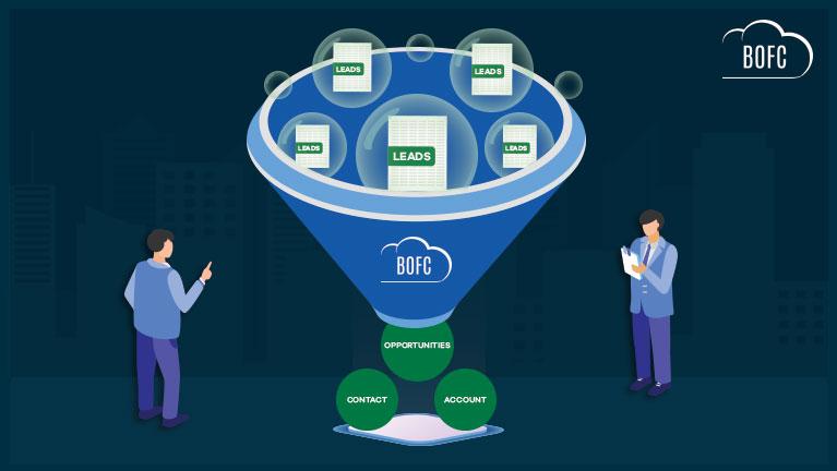 Bulk Lead Conversion in Salesforce