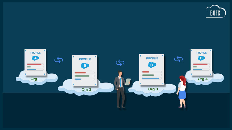 Compare Multiple Profiles of Salesforce between Multiple Orgs
