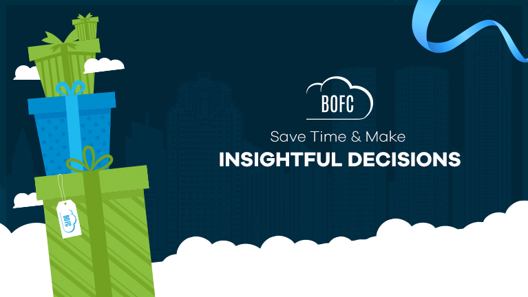 Save Time & Make Insightful Decisions