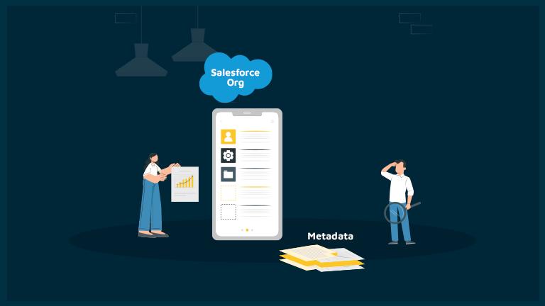 Export Salesforce Metadata